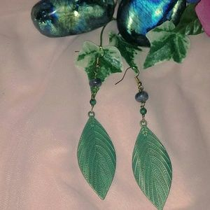 Botanical Witch earrings